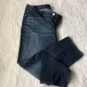 Ann Taylor cropped jeans